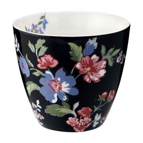 GREEN GATE / Latte cup Isobel Black
