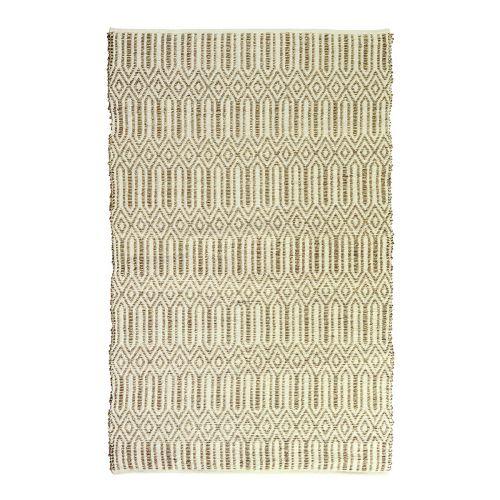 MADAM STOLTZ / Koberec Seagras Off White Natural 120x180cm