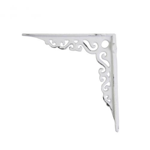 Chic Antique / Kovová konzola Antique White 18cm