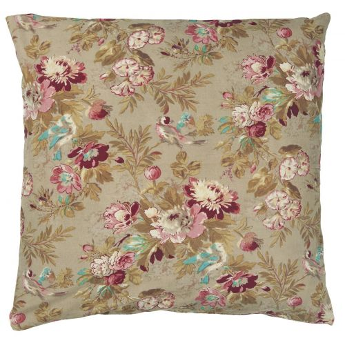 IB LAURSEN / Obliečka na vankúš Peony Flower Pattern