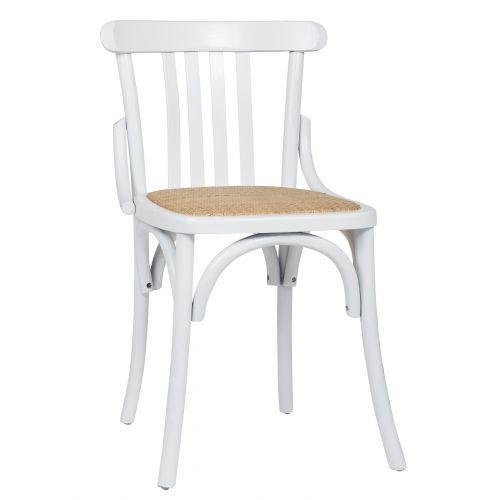 IB LAURSEN / Drevená stolička Marais White