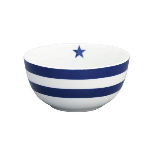 Krasilnikoff / Miska Blue Stripe