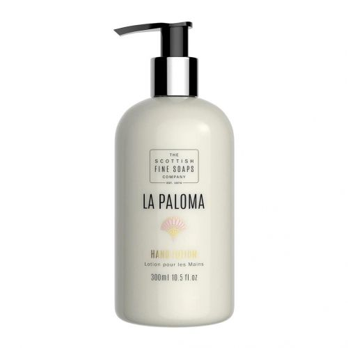 SCOTTISH FINE SOAPS / Mlieko na ruky La Paloma 300ml
