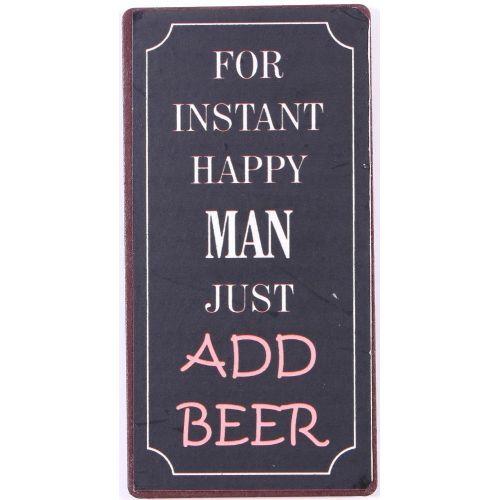 La finesse / Magnet For instant happy man