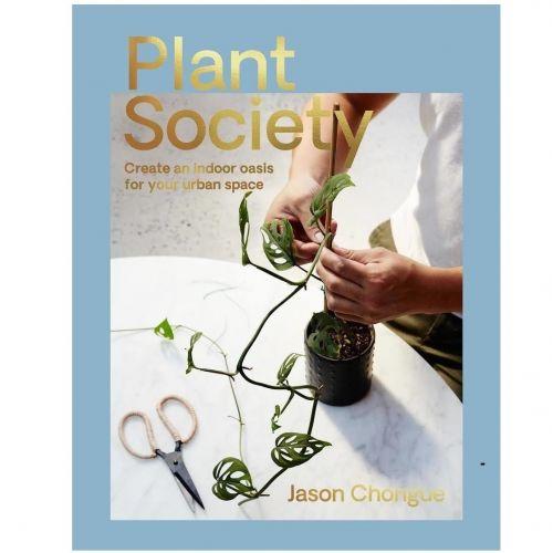 / Kniha o izbových rastlinách Plant Society