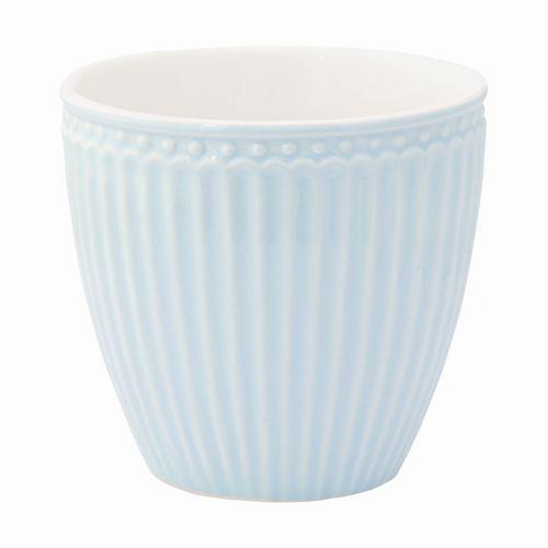 GREEN GATE / Latte cup Alice pale blue