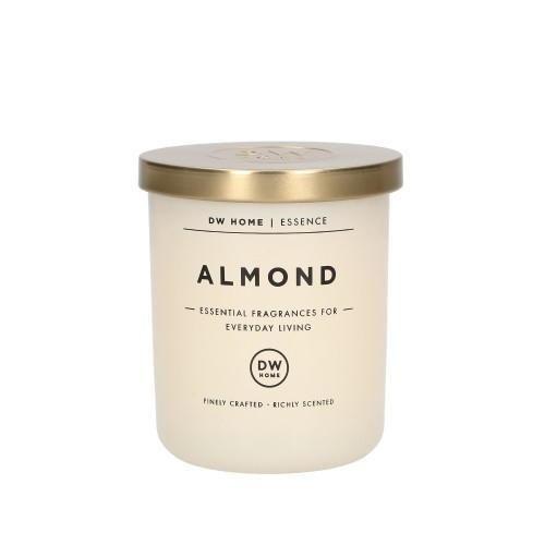 dw HOME / Vonná sviečka v skle Almond 264 g