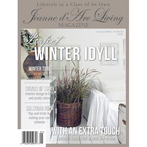 Jeanne d'Arc Living / Časopis Jeanne d'Arc Living 1/2020 - anglická verze