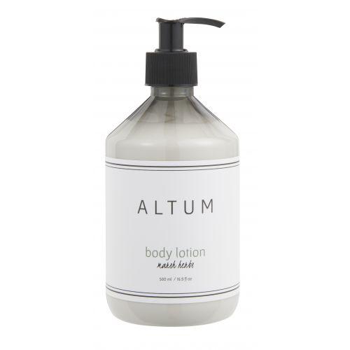 IB LAURSEN / Telové mlieko ALTUM - Marsh Herbs 500ml