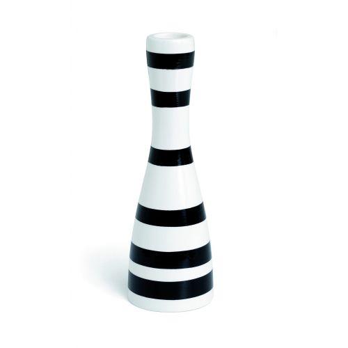 KÄHLER / Svietnik Omaggio Black 20 cm