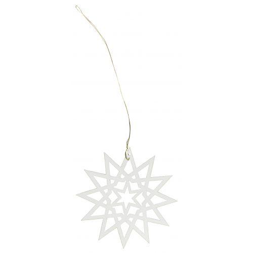 IB LAURSEN / Vianočná papierová ozdoba Star 7 cm