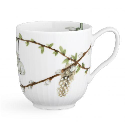 KÄHLER / Veľkonočný porcelánový hrnček Hammershøi Easter 330 ml