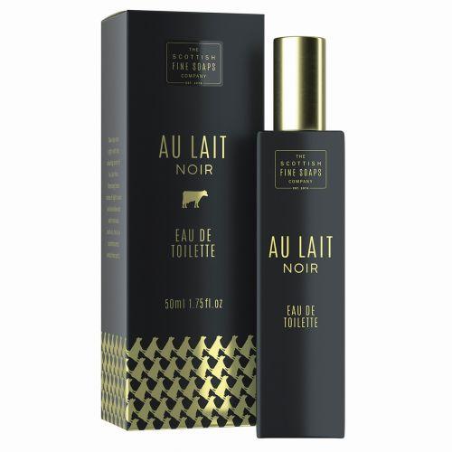 SCOTTISH FINE SOAPS / Toaletná voda Au Lait Noir 50ml