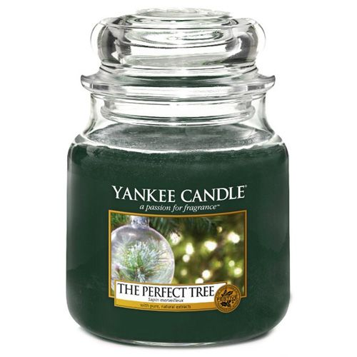 Yankee Candle / Svíčka Yankee Candle 411gr - The Perfect Tree