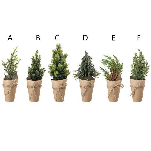 Bloomingville / Vianočný dekoratívny stromček Green & Brown