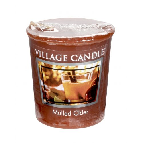 VILLAGE CANDLE / Votivní svíčka Village Candle - Mulled Cider