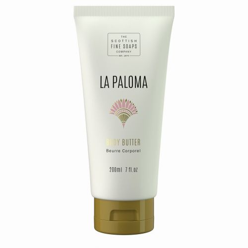 SCOTTISH FINE SOAPS / Telové maslo La Paloma 200ml