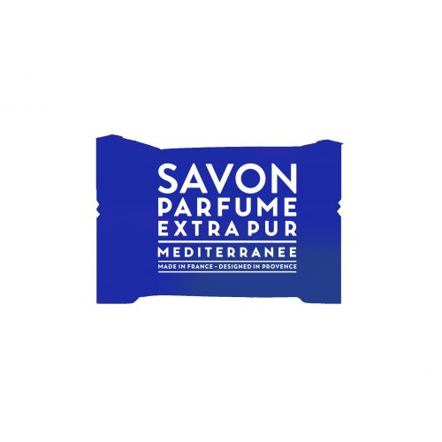 COMPAGNIE DE PROVENCE / Mini mydlo Stredozemné more 25 g