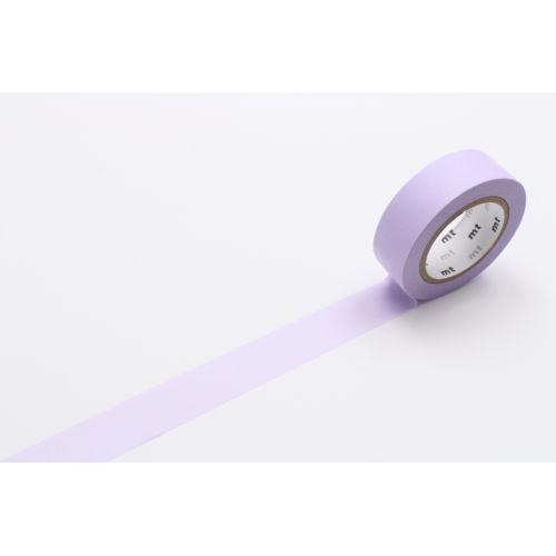 mt / Japonská papierová páska Pastel Purple