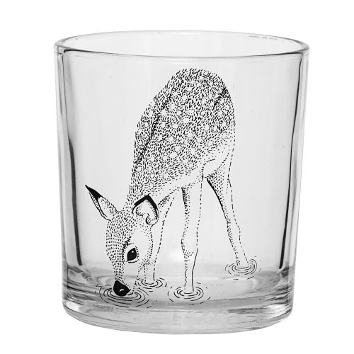 Bloomingville / Dětská sklenička s kolouškem Fawn