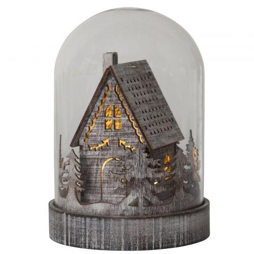 STAR TRADING / Svietiaca dekorácia - House Brown