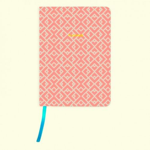 Ohh Deer / Planner Moroccan Tile A6