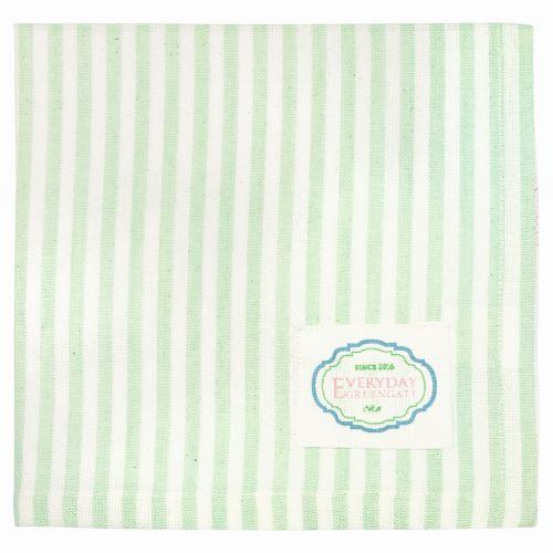 GREEN GATE / Látkový obrúsok Alice Pale green