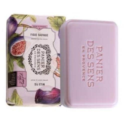 Panier des Sens / Extra jemné mydlo Wild Fig 200g