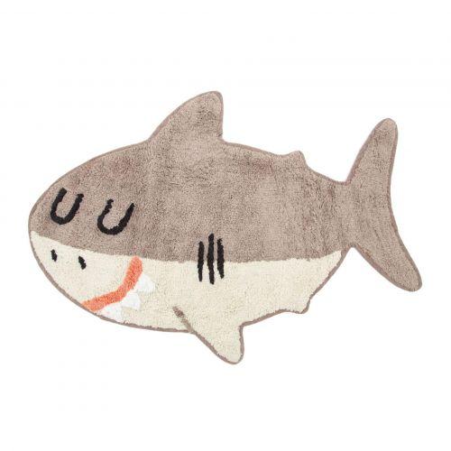 sass & belle / Detský koberček Shelby the Shark