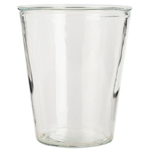 IB LAURSEN / Sklenená váza Hannah 19,5cm