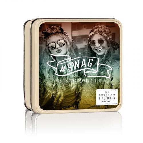 SCOTTISH FINE SOAPS / Mydlo v plechovej krabičke #Swag
