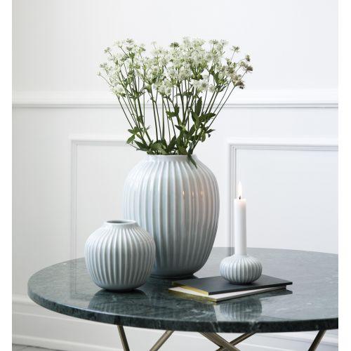 KÄHLER / Keramická váza Hammershøi Mint 25 cm