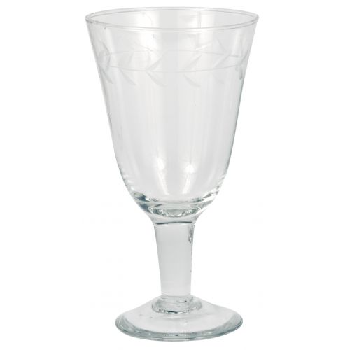 IB LAURSEN / Pohár na biele víno Leaves