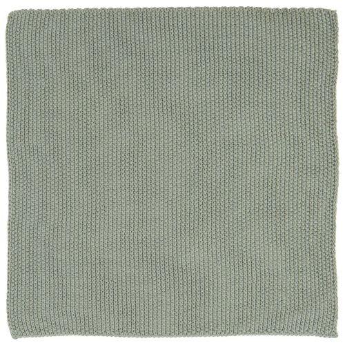 IB LAURSEN / Pletená handrička Mynte Dusty Green