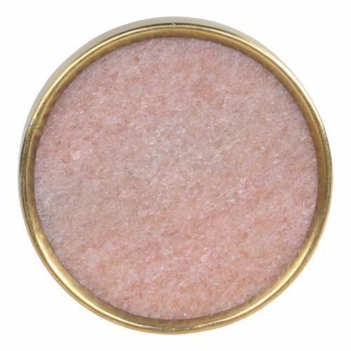 Chic Antique / Úchytka Powder Marble Brass Edge