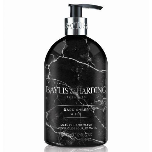 Baylis & Harding / Tekuté mydlo na ruky Dark amber & Fig 500ml