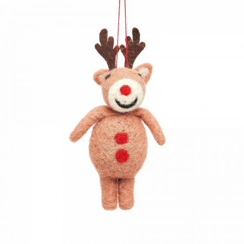 sass & belle / Vianočná ozdoba Rudolph