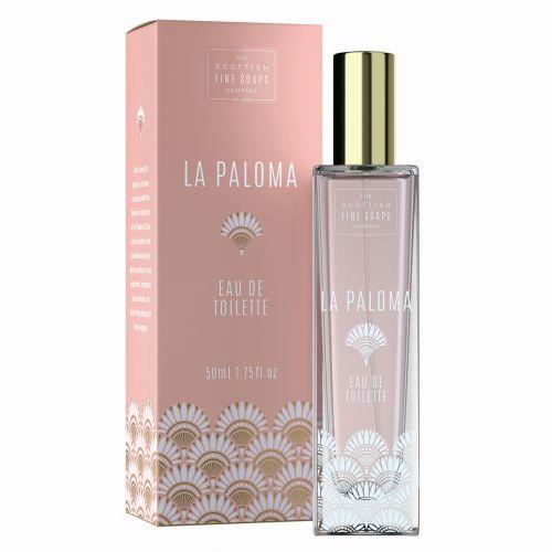 SCOTTISH FINE SOAPS / Toaletná voda La Paloma 50ml