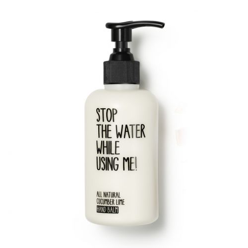 STOP THE WATER WHILE USING ME! / Krém na ruce Cucumber Lime 200 ml
