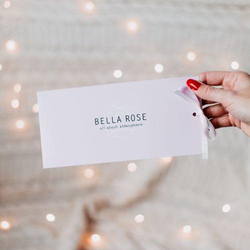 Bella Rose / Darčekový poukaz v obálke