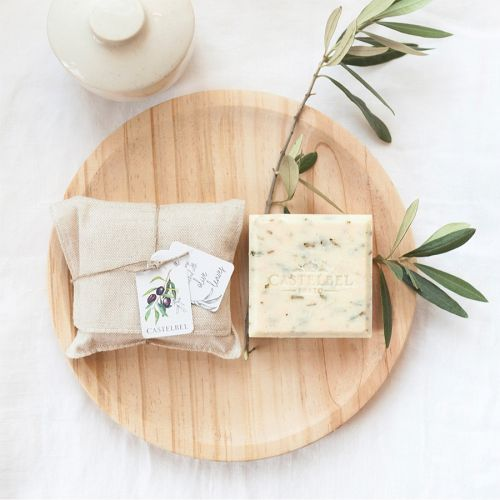CASTELBEL / Luxusné mydlo Olive Leaf