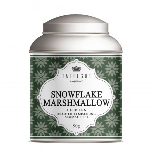 TAFELGUT / Bylinkový čaj Snowflake Marshmallow - 90g