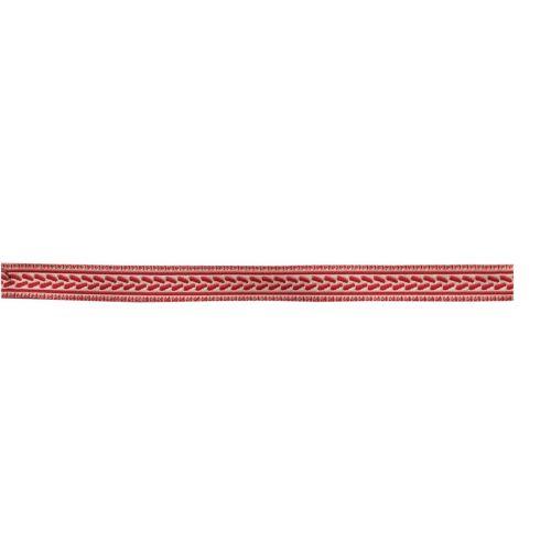 Maileg / Dekoratívna stuha Jaquard red