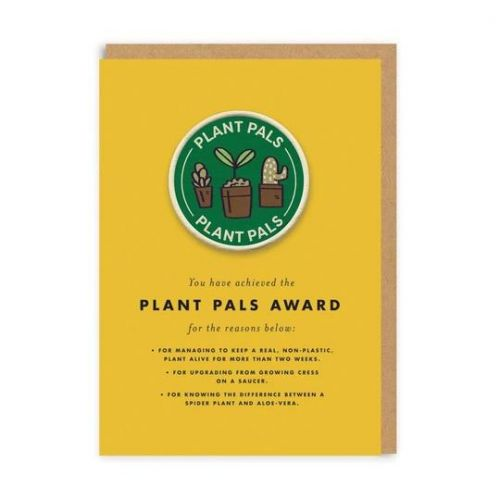 Ohh Deer / Prianie Plant Pals Greeting Card