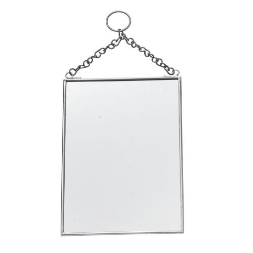 MADAM STOLTZ / Závesné zrkadlo 13 x 18