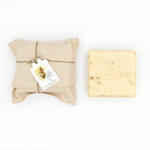 CASTELBEL / Luxusné tuhé mydlo Honey 150g