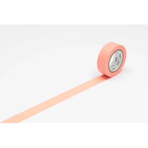 mt / Japonská papierová páska Salmon Pink