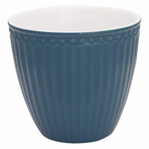 GREEN GATE / Latte cup Alice Ocean Blue