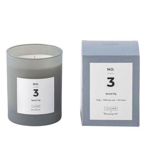 Bloomingville / Vonná sviečka NO. 3 Santal Fig 210 g