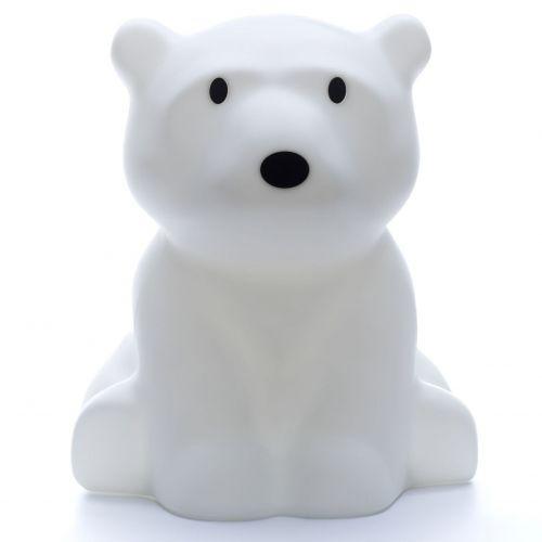 Mr Maria / Detská medvedia LED lampa Nanuk